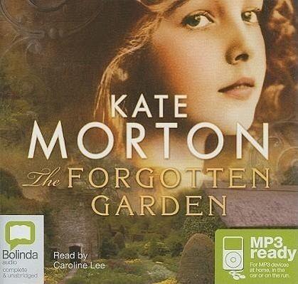 The Forgotten Garden Von Kate Morton H Rbuch