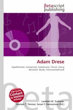 Adam Drese