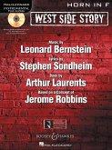 West Side Story, Horn in F, w. Audio-CD