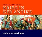 Krieg in der Antike, 2 Audio-CDs