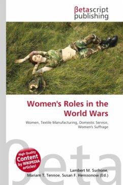 Women's Roles in the World Wars