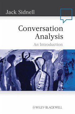 Conversation Analysis: An Introduction - Sidnell, Jack