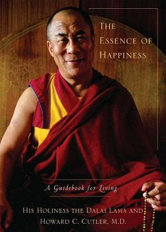 The Essence of Happiness: A Guidebook for Living - Dalai Lama; Cutler, Howard C.
