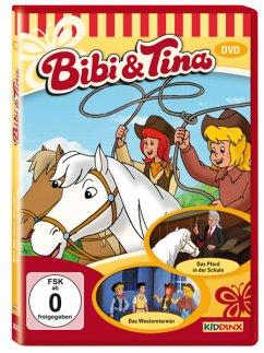 Bibi und Tina - Das Pferd in der Schule / Das W...