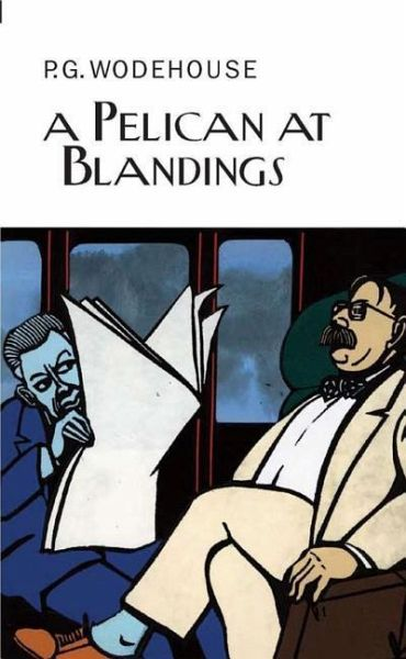 Image result for a pelican at blandings