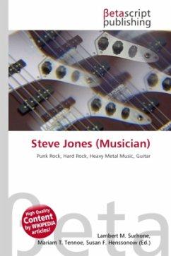 Steve Jones (Musician)
