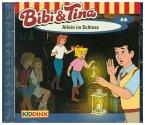 Allein im Schloss / Bibi & Tina Bd.66 (1 Audio-CD)