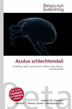 Aculus schlechtendali