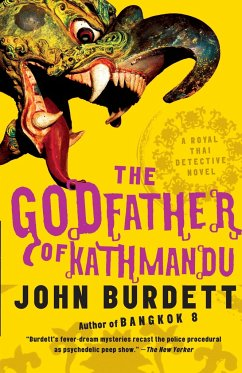 The Godfather of Kathmandu: A Royal Thai Detective Novel (4) - Burdett, John