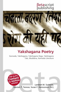 Yakshagana Poetry