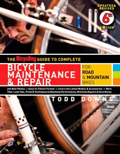 Complete Bicycle Maintenance - Downs, Todd