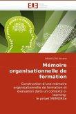 Mémoire organisationnelle de formation