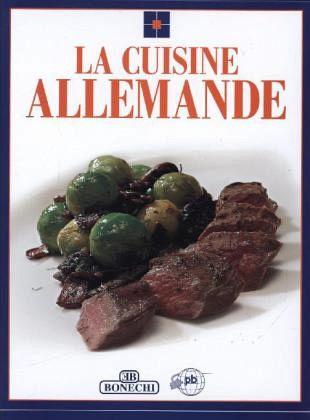 La cuisine allemande buch for Cuisine allemande