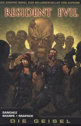 Resident Evil - Sanchez, Rick; Rapaak, Jheremy; Sharp, Kevin