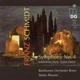 """Sinfonie 4/Intermezzo Aus """"Notre Dame"""""""