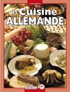 Cuisine allemande - Goi, Cinzia; Hübner, Thomas