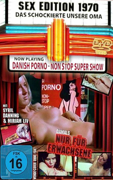 Danish Porno, Liebestechnik für Fortgeschrittene, Pornografie in Dänemark, Angela - Körper in Ekstase