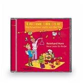 Eins-zwei-drei-vier Weihnachten steht vor der Tür, 1 Audio-CD