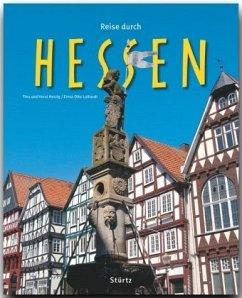 Reise durch Hessen - Herzig, Tina;Herzig, Horst;Luthardt, Ernst-Otto