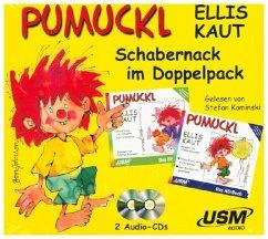 Schabernack im Doppelpack / Pumuckl Bd.2/6 (2 Audio-CDs) - Kaut, Ellis