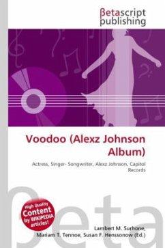Voodoo (Alexz Johnson Album)