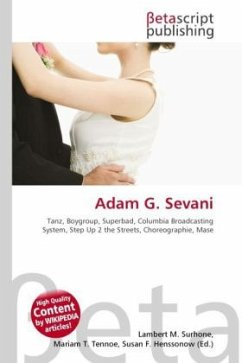 Adam G. Sevani