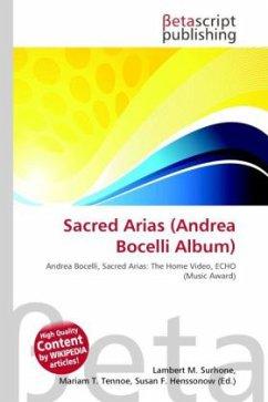 Sacred Arias (Andrea Bocelli Album)