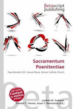 Sacramentum Poenitentiae