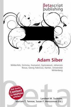 Adam Siber