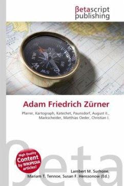 Adam Friedrich Zürner