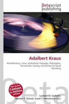Adalbert Kraus Net Worth