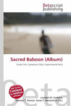 Sacred Baboon (Album)