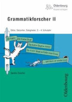 Grammatikforscher - Duscher, Sandra