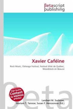 Xavier Caféïne