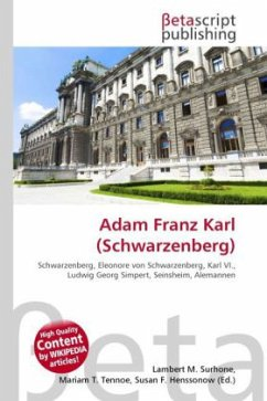 Adam Franz Karl (Schwarzenberg)