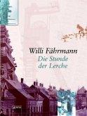 Die Stunde der Lerche / Die Fink-Saga Bd.4