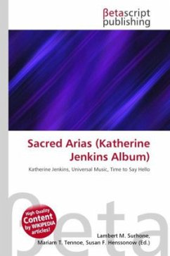 Sacred Arias (Katherine Jenkins Album)