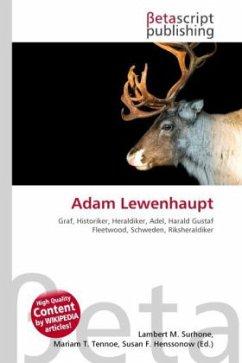 Adam Lewenhaupt