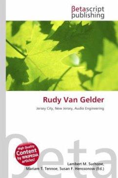 Rudy Van Gelder