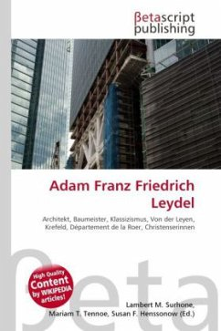 Adam Franz Friedrich Leydel
