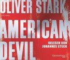 American Devil, 4 Audio-CDs