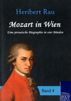 Mozart in Wien - Rau, Heribert