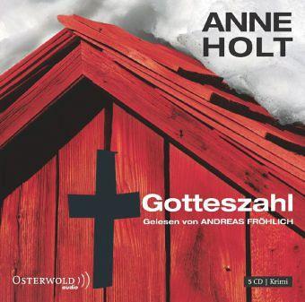 Gotteszahl, 5 Audio-CDs - Holt, Anne