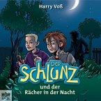 Der Schlunz und der Rächer in der Nacht, Audio-CD