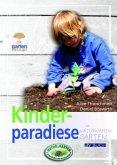 Kinderparadiese im naturnahen Garten