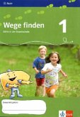 Wege finden. Ethik in der Grundschule. Arbeitsheft 1. Jahrgangsstufe. Ausgabe für Sachsen - Neuentwicklung