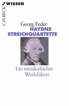 Haydns Streichquartette - Feder, Georg