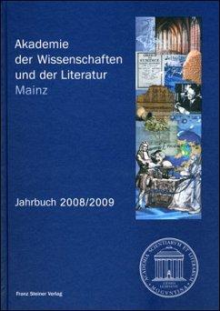 Akademie der Wissenschaften und der Literatur Mainz - Jahrbuch 2008/2009