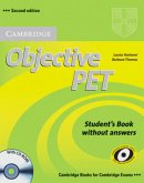 Objective PET - Second Edition. Schools Pack without answers (Student's Book and Practice Test Booklet)