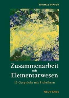 Zusammenarbeit mit Elementarwesen - Mayer, Thomas